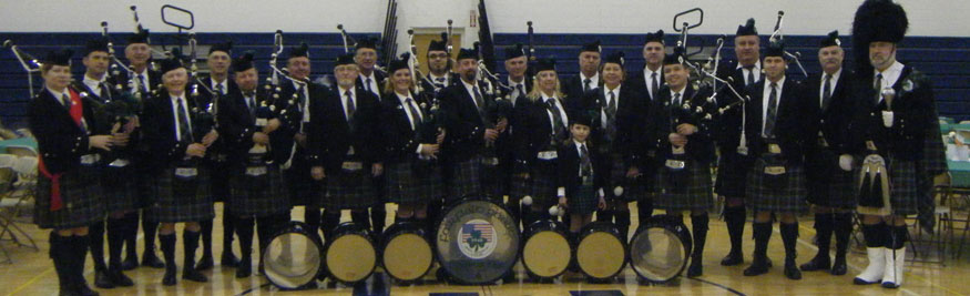 Fairfield Gaelic Pipe Band